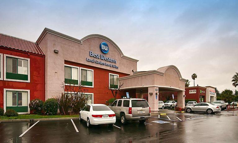 Best Western Lanai Garden Inn Suites San Jose